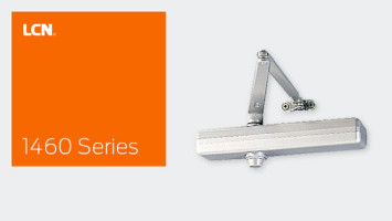 LCN 1460 SERIES DOOR CLOSER