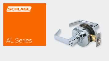 SCHLAGE AL SERIES GRADE 2 CYLINDRICAL LOCKS