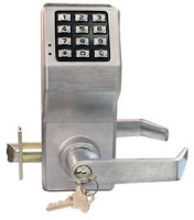 ALARM LOCK DL2700 ELECTRONIC PUSH BUTTON LOCK