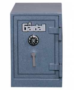 Gardall safe at a house in Streamwood, Illinois
