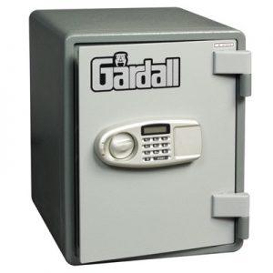 Gardall lock safe at a house in Villa Park, Illinois